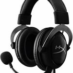 HyperX Cloud II Gaming Headset – 7.1 Surround Sound – Memory Foam Ear Pads – Durable Aluminum Physique – Works with PC, PS4, PS4 PRO,