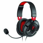 Turtle Seaside Ear Drive Recon 50 Gaming Headset for PlayStation 4, Xbox One, & PC/Mac