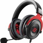 EKSA E900 Gaming Headset for Xbox – PC Headset Wired Gaming Headphones with Noise Canceling Mic, Over Ear Headphones Bask in minded with PS4/PS5 Controller, Xbox One,
