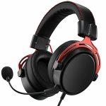 Gaming Headset with 7.1 Encompass Sound for PS5 PC PS4 Xbox Over-Ear Computer Headset with Noise Cancelling Mic, Extremely Light Relaxed Memory Earpads Gaming Headphones…